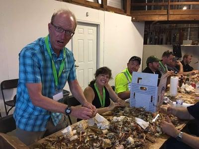 Capitol City Summit 2018 - Crabs