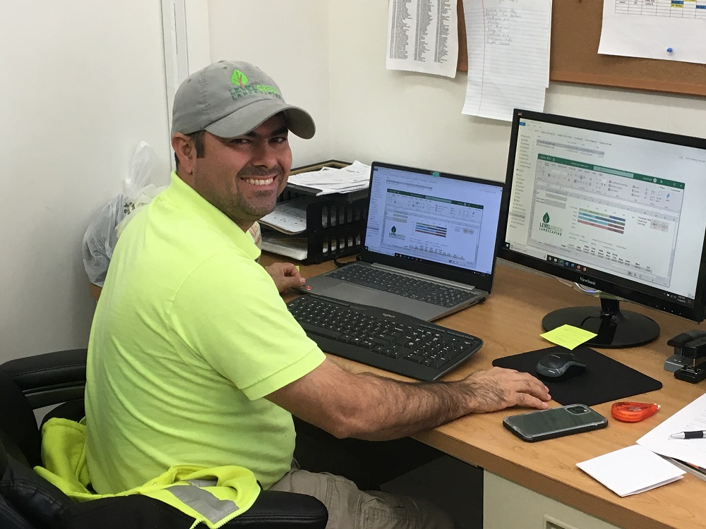 Hector Diaz Operations Manager at Level Green Landscaping