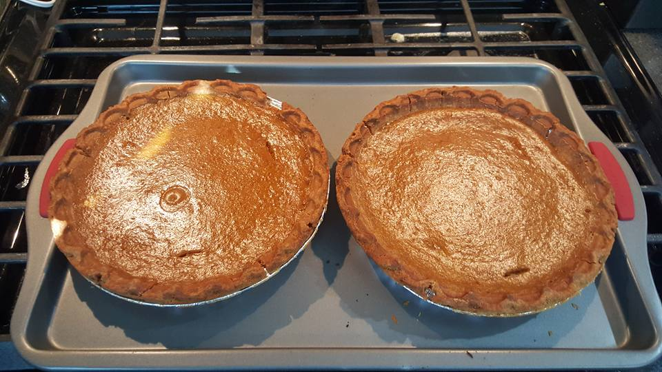 James Pumpkin Pies