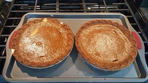 James Pumpkin Pies