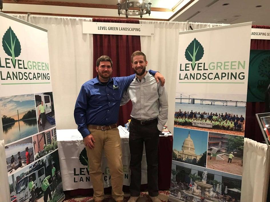 Level Green Landscaping Career Fair