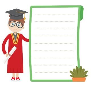 Graduation List Landscaping Career