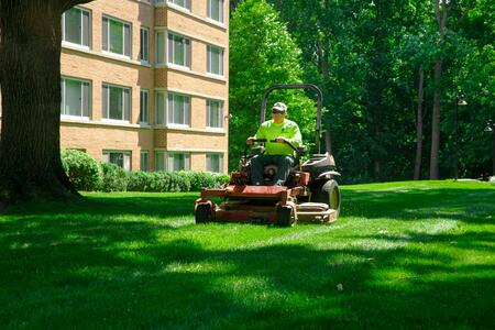 There are several landscaping companies hiring in Washington DC.