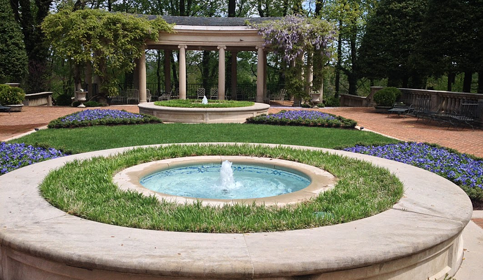 Make your commercial property pop with a new feature, like a fountain, patio, seating areas, green wall or planters.