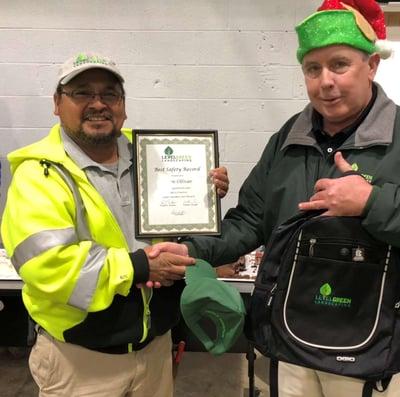 Juan Olivar Level Green Landscaping Operations Manager