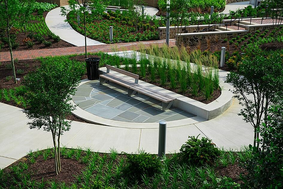 common area landscaping