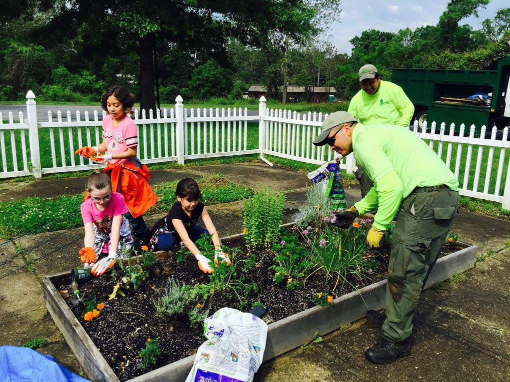 Level Green Landscaping Giving Back to the Community