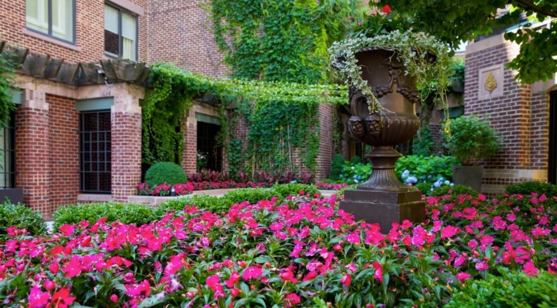 Landscape Maintenance for Hotels In Washington DC - Best Practices