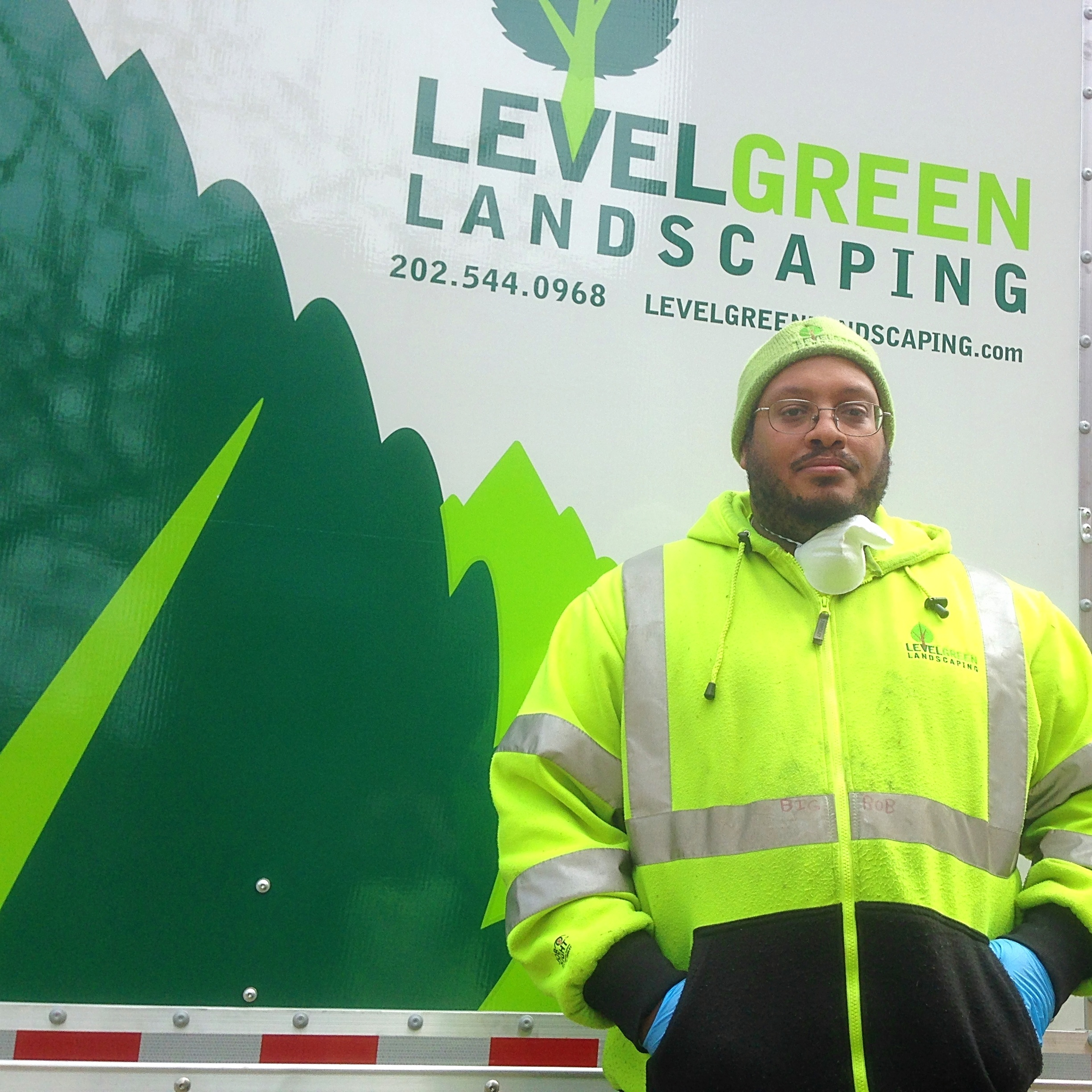 Up Close With Robby Robinson: Level Green's Water Wizard