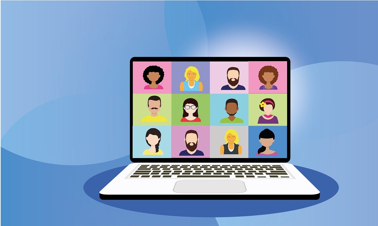 See You On Screen: Yes, You Can Have a 27-person Virtual Meeting