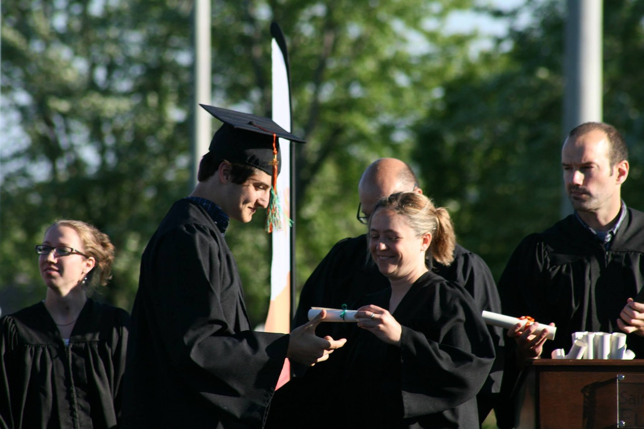 Landscaping Opportunities For High School Grads